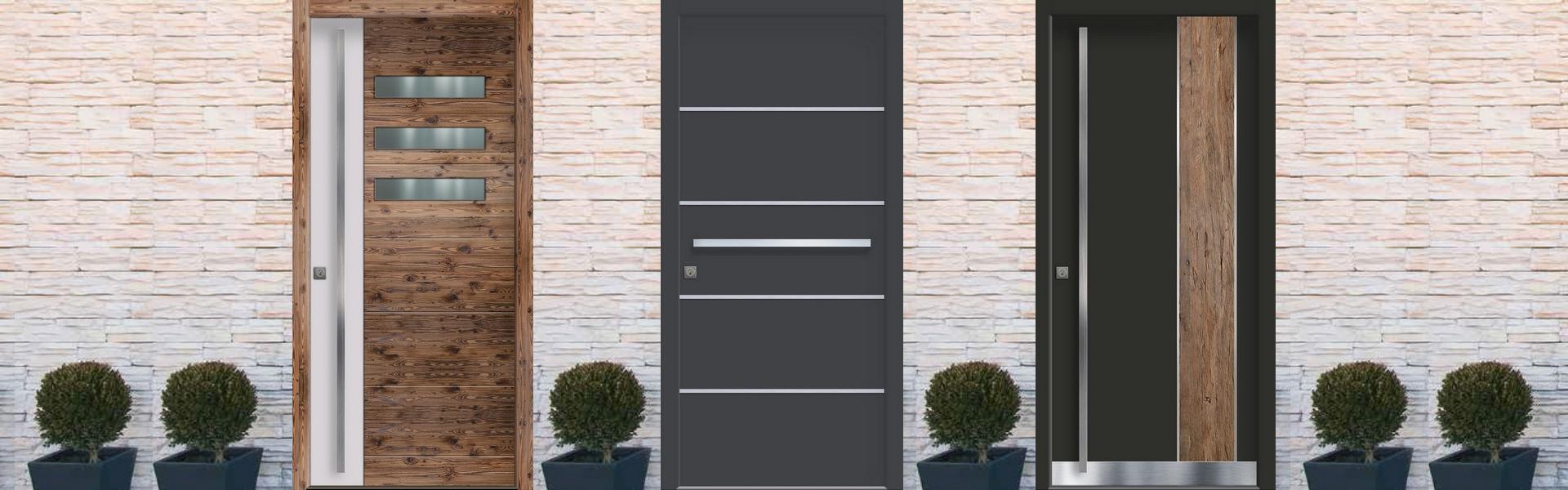 Muralter Türen